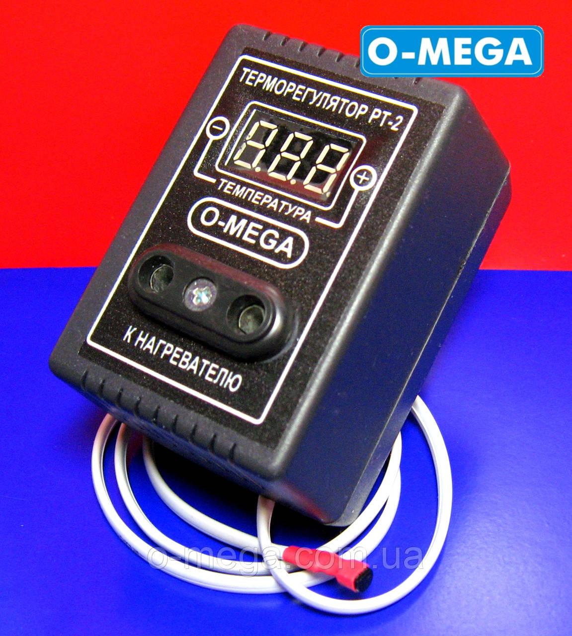 Терморегулятор РТ-2 O-MEGA для інкубатора