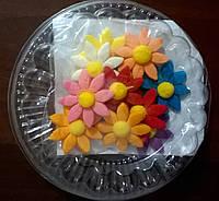 Набор кондитерского декора «Маргаритки», фото 1