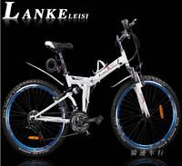 Велосипед горный LANKE 24/26d