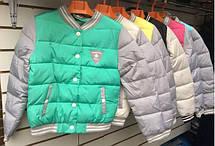Стильная куртка с нашивкой , фото 3