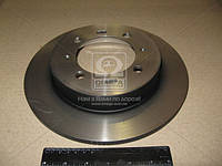 Диск тормозной MITSUBISHI, заднего (производитель TRW) DF2784