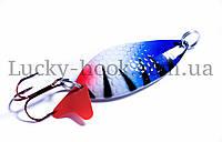 Блесна Spinnex Perch2 21g (blue)