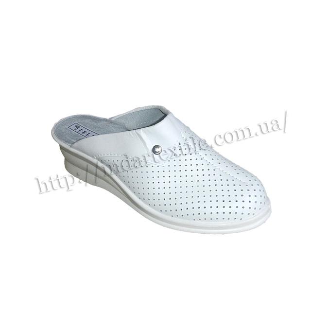 Медицинская и поварская обувь