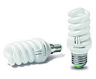 Энергосберегающая лампа EUROLAMP 9W 2700K E14