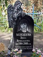 """Памятник с художественным оформлением """"Ангел"""""""