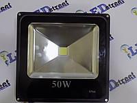 Прожектор светодиодный матричный SLIM 50 Вт Cтандарт