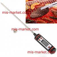 Щуп для барбекю, рыбы-электронный термометр для кухни