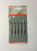 Пилочки для электролобзика Bosh T119BO (5 шт.)