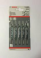 Пилочки для электролобзика Bosh T119B (5 шт.)