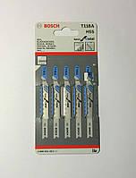 Пилочки для электролобзика Bosh T118A (5 шт.)