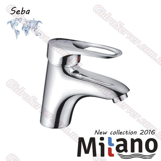Смеситель для раковины Seba ML-100S от торговой марки Millano.