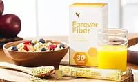 Снижение аппетита,поддержка чувства сытости с помощью растительной клетчатки Форевер Файбер 30 стиков,США