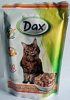 Dax корм для кошек со вкусом курятины 100g Венгрия