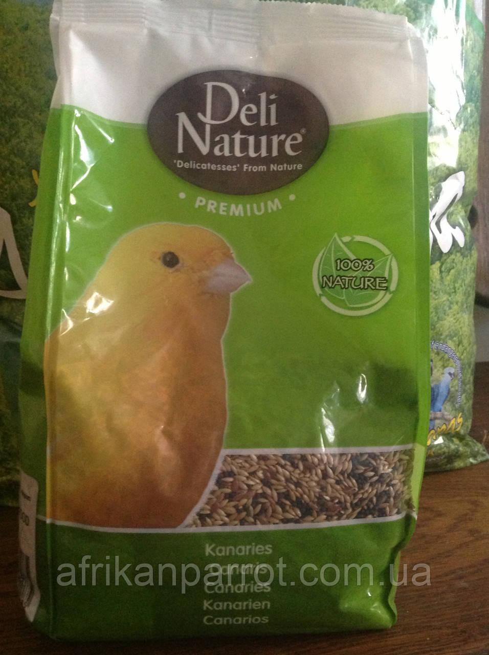 Deli nature корм для канарейки - 1 кг