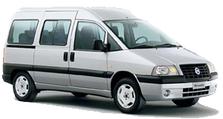 Фаркопы на Peugeot Expert (1996-2007)