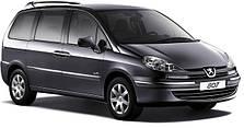 Фаркопы на Peugeot 807 (с 2002--)