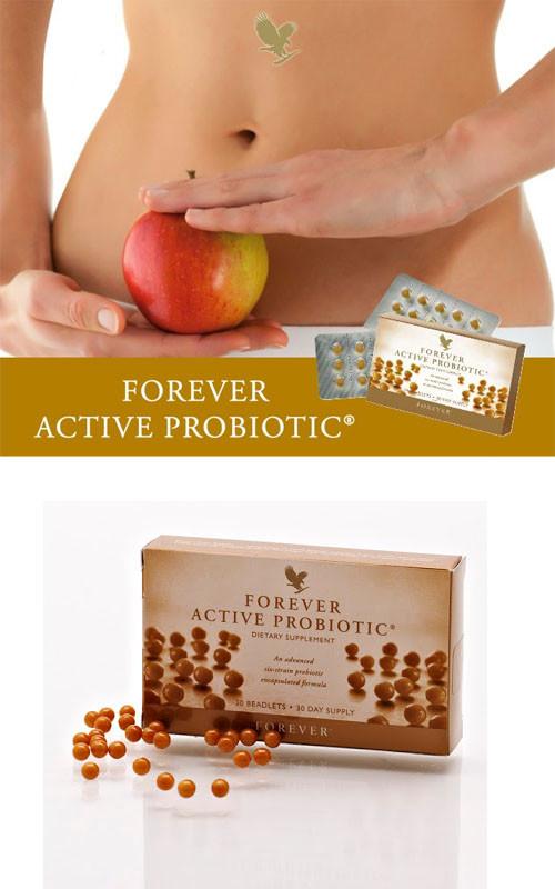 Лучший пробиотик - Форевер Активный Пробиотик.Содержит 6 штаммов активных бактерий.30 капсул,США