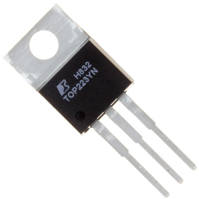 TOP223YN (30W /5.7 V) TO-220. Преобразователи переменного тока в постоянный 30W 85-265 VAC 50W100/11