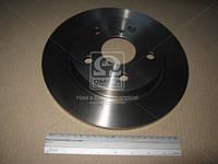 Диск тормозной TOYOTA AURIS, COROLLA заднего (производитель TRW) DF4830