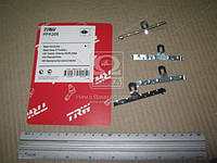 Колодка тормозная комплект монтажный SEAT TOLEDO, VW CADDY, GOLF передний SEAT,VW (производитель TRW) PFK206