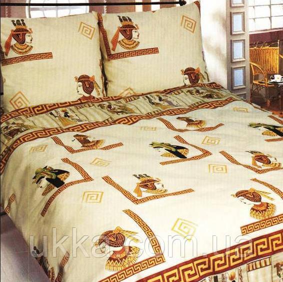 Двухспальное постельное белье ТЕП Этно