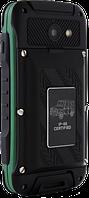 "Jeep F605 IP-68, Мощнейшая батарея 12000 мАч, Gorilla Glass IV, 8 Mpx, GPS, 3G, Android 4.4, IPS-дисплей 4.5"". Зеленый"