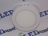 Светодиодный светильник SN 6Вт (круг)(Накладной)