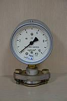 Манометр молочный МТП-100/1-ВУМ