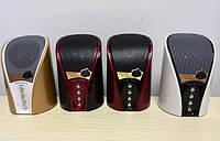 Мобильная портативная акустика, переносная карманная колонка SPS WS 133 ВТ