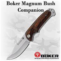 Складной нож Boker Magnum Bush Companion (440A) 01YA116, клипса