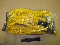 Трос буксировочный круглый С-крюк 5т. 6м.  DK46-N560