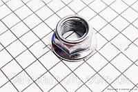 Гайка M12x1.25 (GY6, коленвала) скутер 50-100 куб.см