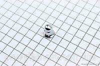 """Гайка крепления глушителя """"глухая"""" 16мм скутер 50-100 куб.см"""