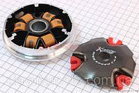 Вариатор передний к-кт ТЮНИНГ (KOSO) скутер 50-100 куб.см