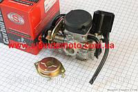 Карбюратор в сборе 80cc (SEE) скутер 50-100 куб.см