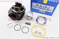 Цилиндр 40 мм в сборе на скутер  Honda DIO ZX/AF34 50 cc