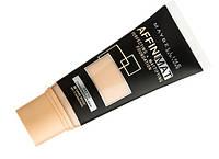 Тональный крем  Maybelline для лица с матирующим эффектом Affinimat