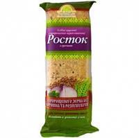 Хлебцы пшеничные с гречкой Росток, УкрЭкоХлеб 120 г