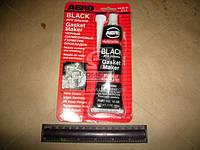 Герметик прокладок 85гр черный  12-АВ
