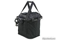 Корзина-сумка KLS SHOPPER черный
