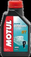 Масло 2х такт Motul Outboard 2t (1л)