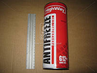 Антифриз HighWay ANTIFREEZE-40 LONG LIFE G12+ (красный) 1кг 10003
