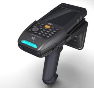 Мобильный терминал чтения UHF меток M3 Orange UHF GUN