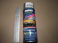 Краска серебро Лада спрей 473мл ABRO SP-640