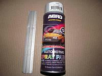 Краска серая Лада 473мл аэрозоль ABRO SP-671