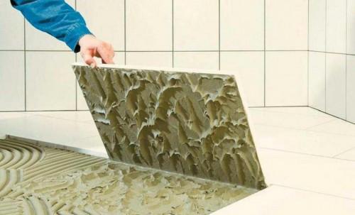 Клеи для плитки