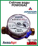 "Счётчик воды ""PoWoGaz"" JS - 1.0 хол."