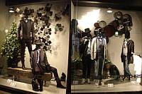 так можно оформить витрину вашего магазина