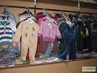 так оформляем магазин детской одежды