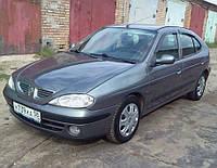 """Дефлекторы окон ветровики Renault Megane I Hb 5d 1995-2002""""EuroStandard"""" (Рено меган 1) Cobra Tuning"""